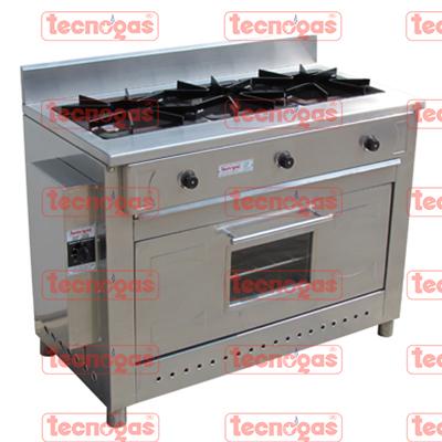 Tecnogas per equipos de cocina para restaurantes y hoteles for Ver cocinas industriales